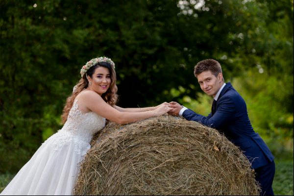 Wedding Day And Photo Session Florina And Tinu